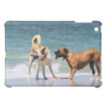 Boxer and Pal - Was that a Dolphin? iPad Mini Case