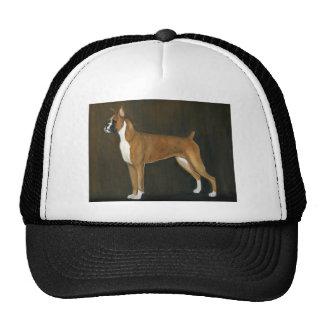 Boxer Art Hat