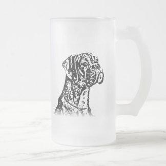 Boxer Art Mug