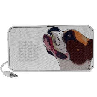 Boxer Art Portable Speakers