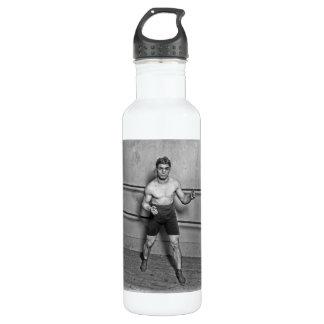 Boxer Auguste Grassi (1920) Water Bottle