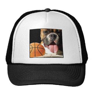 Boxer Basketball cap Trucker Hat