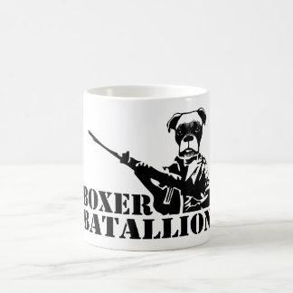 Boxer Batallion Coffee Mug