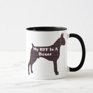 Boxer BFF Mug