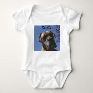Boxer:  Boxilla Baby Bodysuit