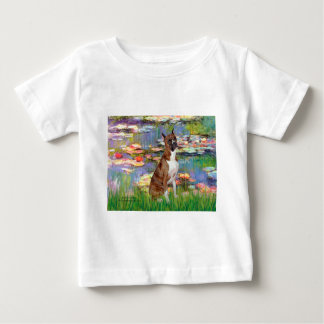 Boxer (br5) - Lilies 2 Baby T-Shirt