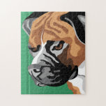 Boxer Breed Jigsaw Puzzle