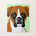 Boxer Breed Puzzle