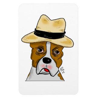 Boxer Bulldog magnet