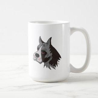 Boxer Bulldog mug