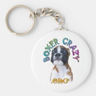 Boxer Crazy Keychain - Whee!