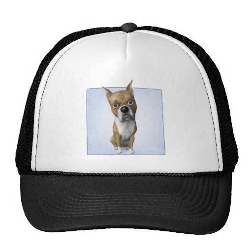 Boxer (Cropped) Trucker Hat