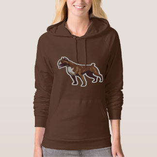 Boxer; Cute Hooded Pullover