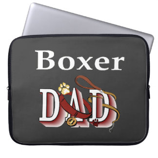 Boxer Dad Computer Sleeve