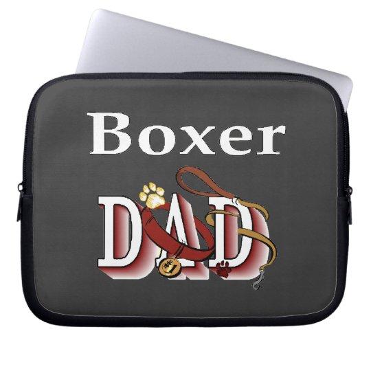 Boxer Dad Laptop Sleeve