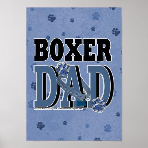 Boxer DAD Print