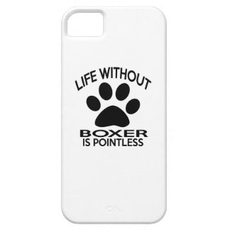BOXER DESIGNS iPhone 5 COVERS