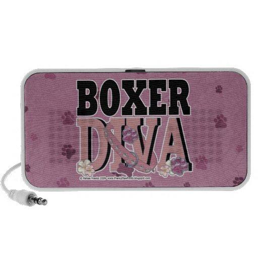 Boxer DIVA iPod Speaker