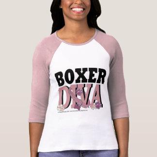 Boxer DIVA T-Shirt