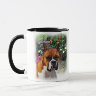 Boxer Dog Art Gifts Mug