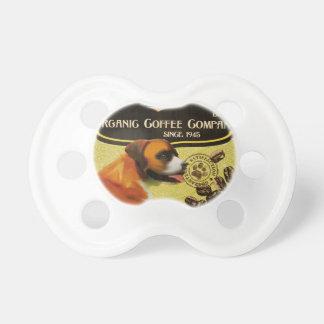 Boxer Dog Art Poster – Organic Coffee Company. Pacifier