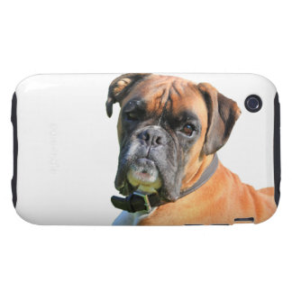 Boxer dog beautiful photo portrait tough iPhone 3 cover