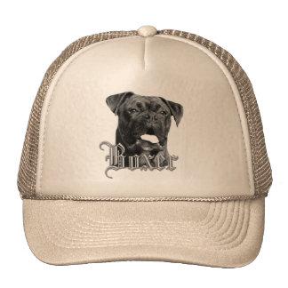 Boxer Dog Cap Hats