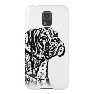 Boxer dog case for galaxy s5