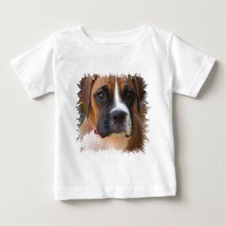 Boxer Dog Design Baby T-Shirt