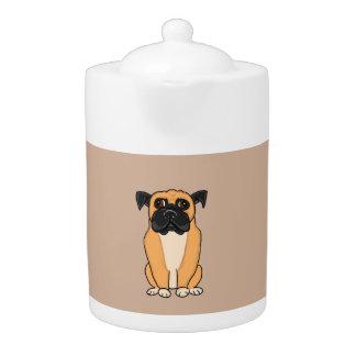 Boxer dog design kitchenware