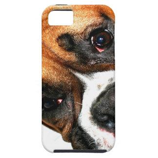 Boxer dog eyes iPhone SE/5/5s case