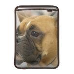 "Boxer Dog Face 13"" MacBook Sleeve"