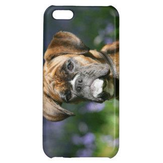 Boxer Dog Headshot iPhone 5C Case