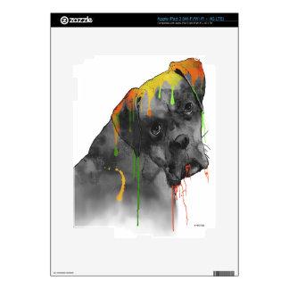 Boxer Dog iPad 3 Skin