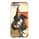 Boxer dog iPhone 6 case Barely There Universal Cas iPhone 6 Case