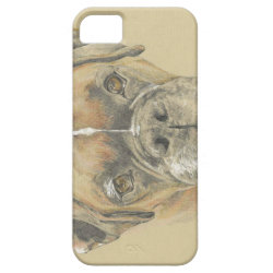 Case-Mate Vibe iPhone 5 Case with Boxer Phone Cases design
