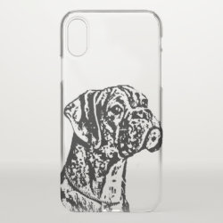 Uncommon Phone Case with Labradoodle Phone Cases design
