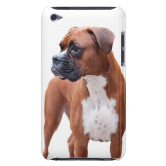 Boxer dog iPod touch case