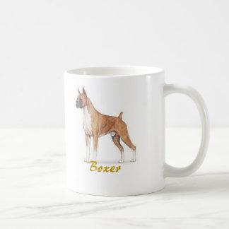 Boxer, Dog Lover Galore! Classic White Coffee Mug
