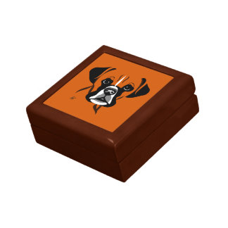 Boxer Dog Lover Gifts Keepsake Box