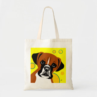 Boxer Dog Lover Gifts Tote Bag