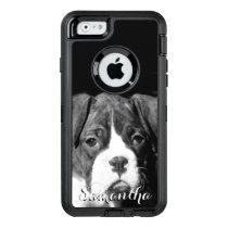 Boxer dog Otterbox phone case