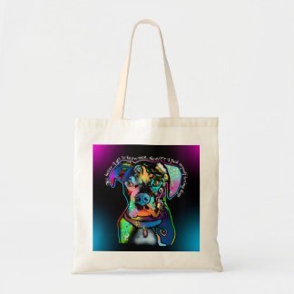 Boxer Dog Pop Art Style for Dog Lovers Tote Bag