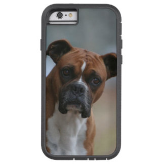 Boxer dog Portrait iPhone 6 Case Tough Xtreme