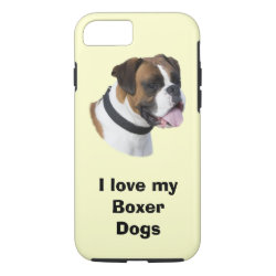 Case-Mate Barely There iPhone 7 Case with Boxer Phone Cases design