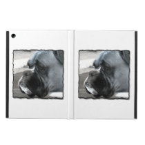Boxer dog powis ipad air case