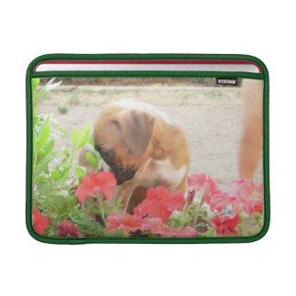 "Boxer dog  Rickshaw MacBook Air 13"" Sleeve Sleeve For MacBook Air"