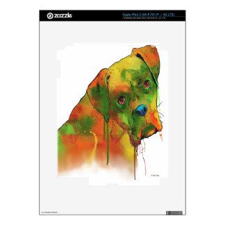 Boxer Dog Skin For iPad 3