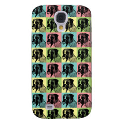 Case-Mate Barely There Samsung Galaxy S4 Case with Boxer Phone Cases design