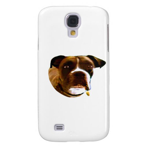 Boxer Dog The MUSEUM Zazzle Gifts Samsung Galaxy S4 Cover